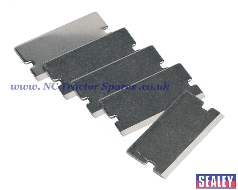 Thick Razor Blade for AK52507, AK52504 & VS500 Pack of 5